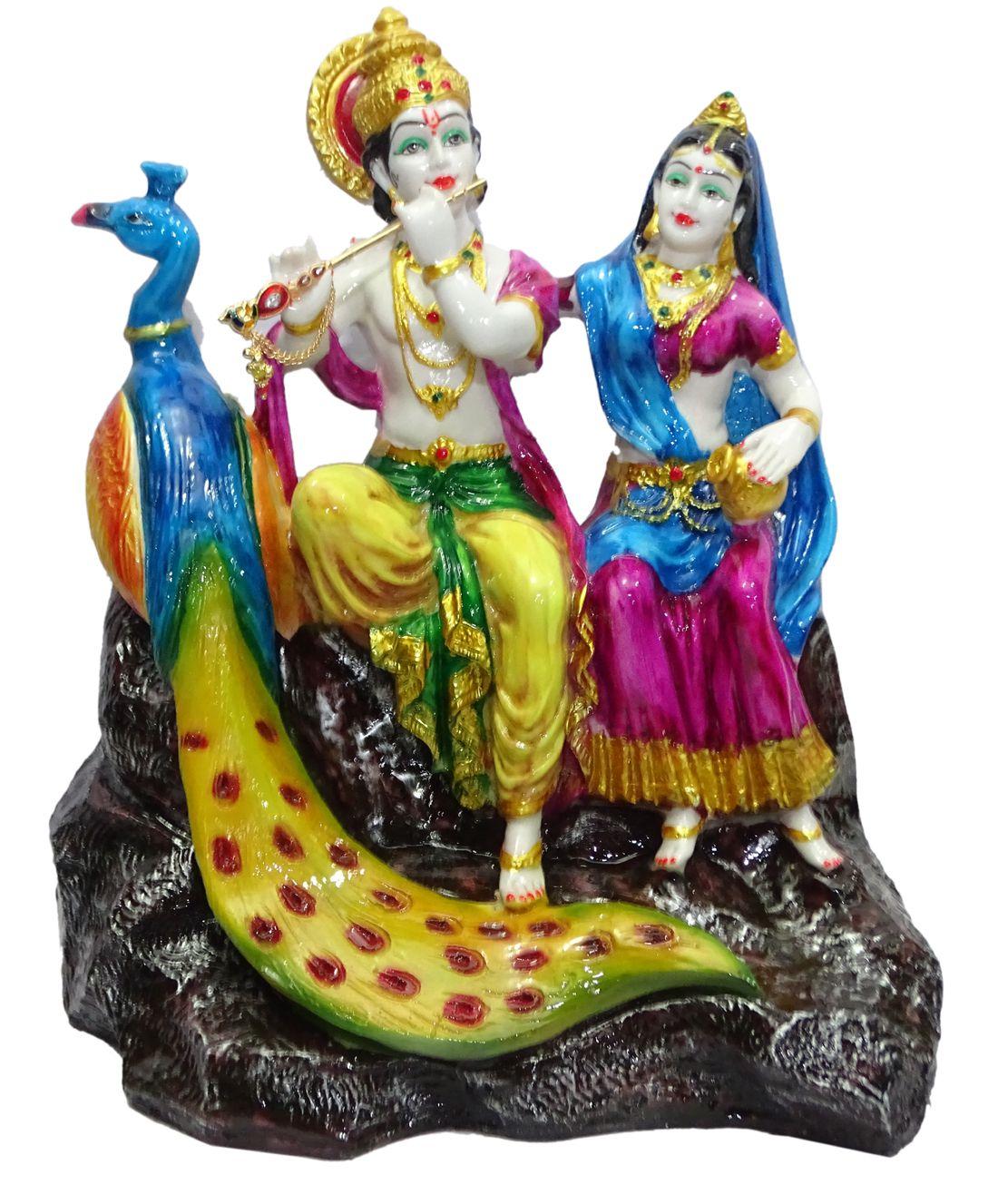 Paras Magic Radha Krishan Polyresin Idol