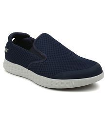 Skechers Men 53780 On-The-Go Glide Navy Casual Shoes