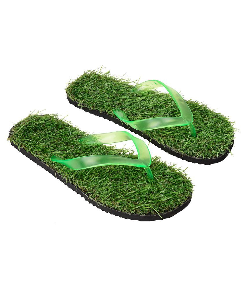 690e42569 ILU Green Daily Slippers Price in India- Buy ILU Green Daily Slippers  Online at Snapdeal
