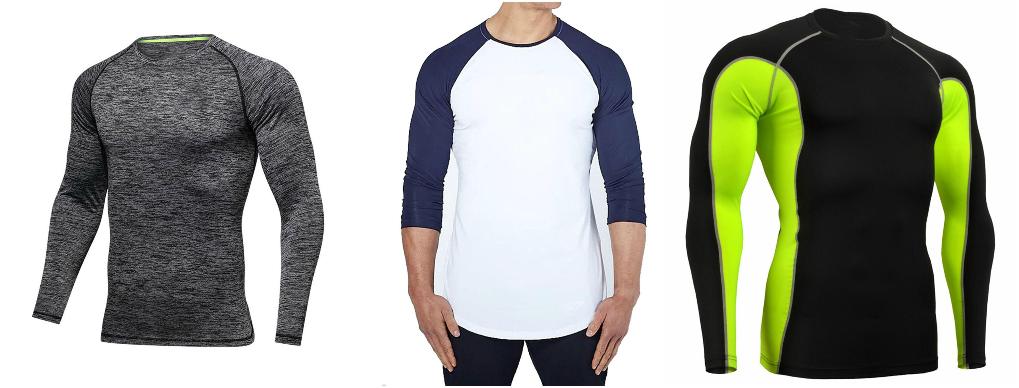Zesteez Grey Polyester Lycra T-Shirt Pack of 3