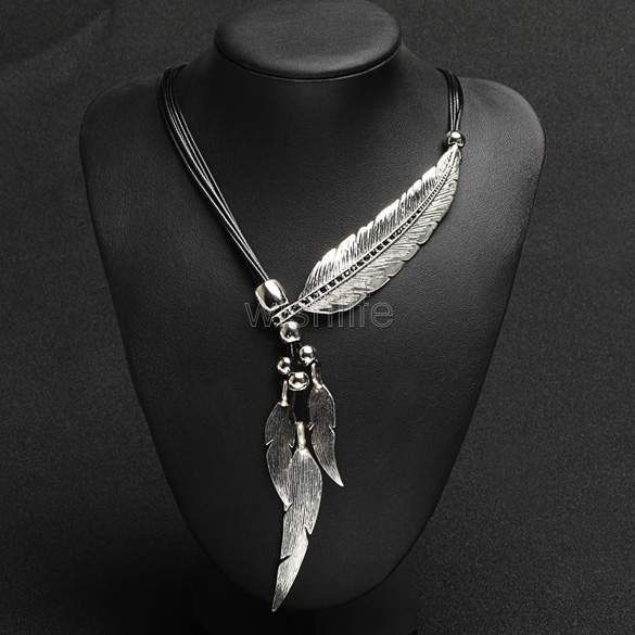 Bohemian Style Pendant Necklace