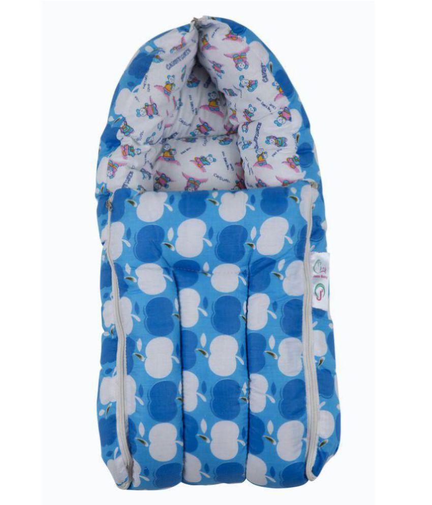 Jaze Baby Cotton Sleeping Bags ( 66 cm × 35 cm)