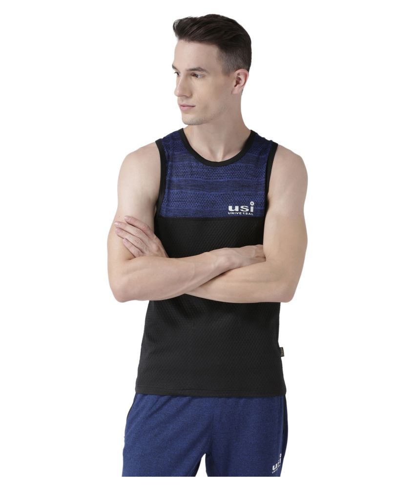 USI Universal Blue Training T-Shirt