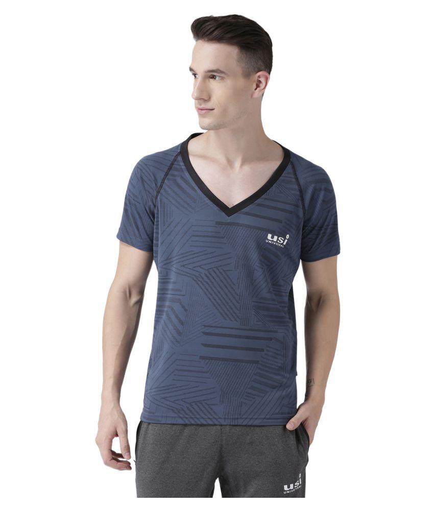 USI Universal Midnight Blue Training T-Shirt