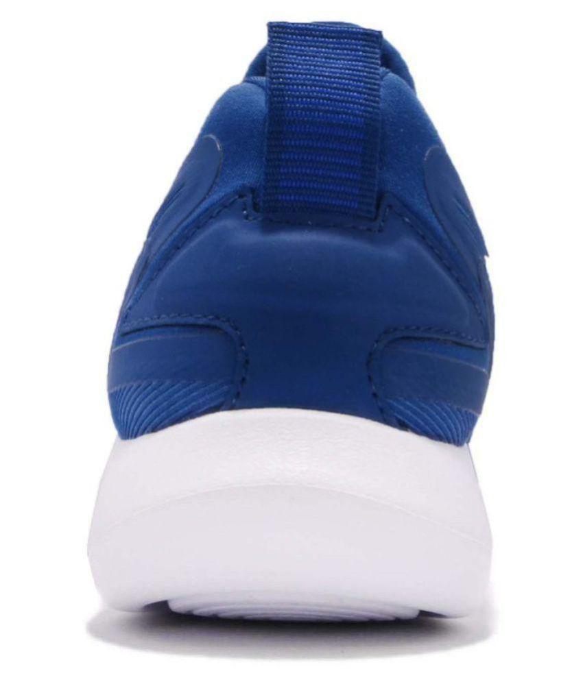 55bc4faa2f3398 Nike Lunarsolo 2018 Blue Running Shoes - Buy Nike Lunarsolo 2018 ...