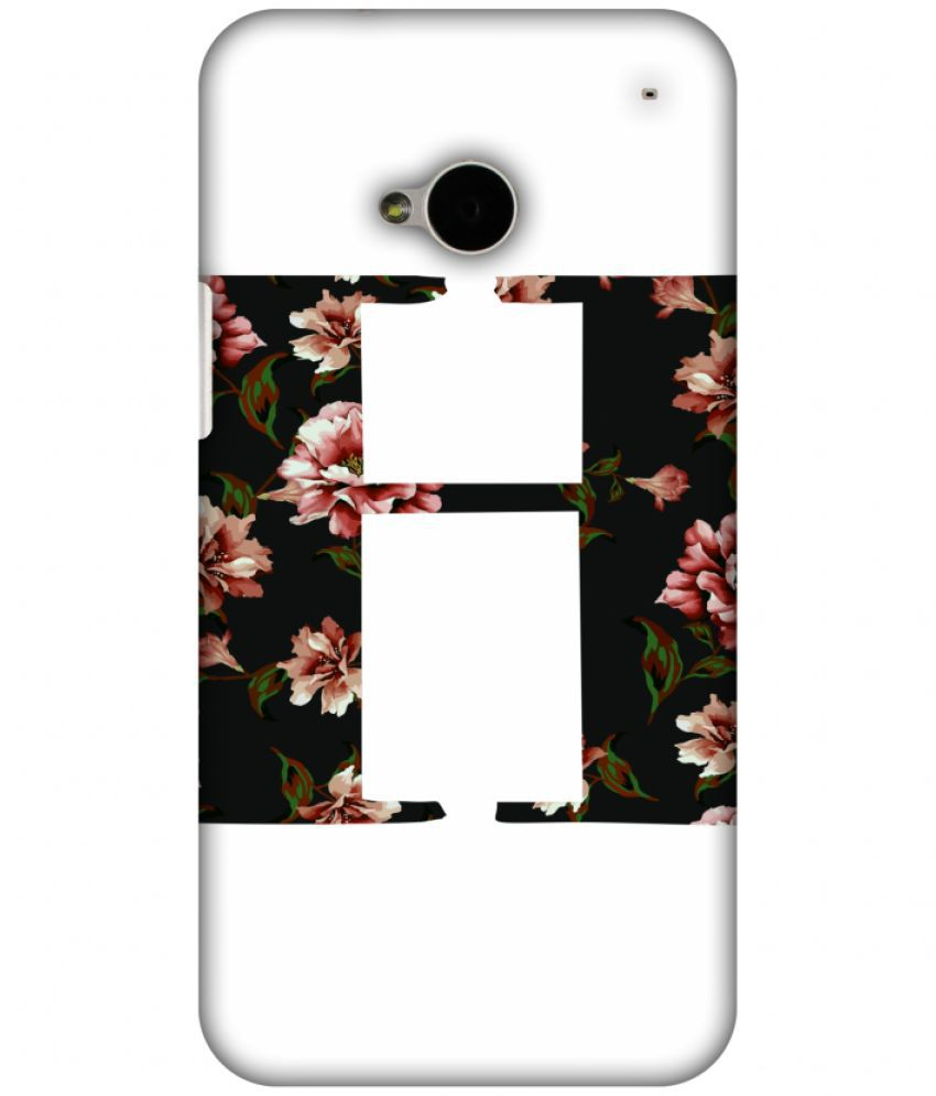 HTC One M7 Printed Cover By Amzer