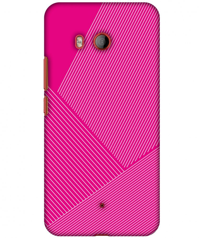 HTC U11 Printed Cover By Amzer