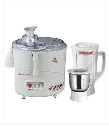 LONGWAY Duro Dlx 600 Watt 2 Jar Juicer Mixer Grinder