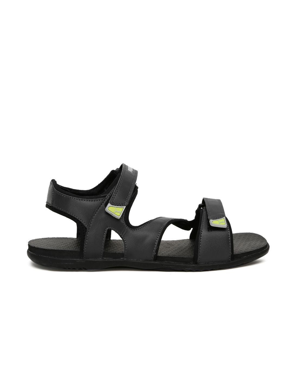 1e746a723e04c2 Puma Men Elego IDP Sports Black Sandals Price in India- Buy Puma Men ...