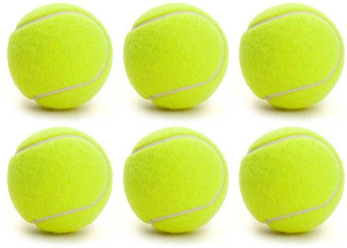 Tahiro Tennis Ball Tennis Ball GREEN 6