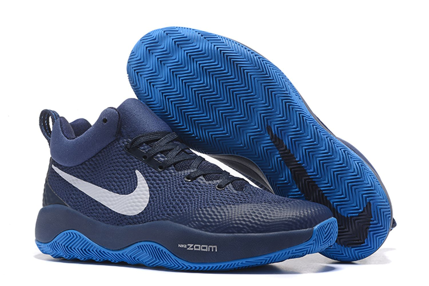 Nike ZOOM HYPER REV 2017 Blue Running Shoes - Buy Nike ZOOM HYPER REV 2017  Blue Running Shoes Online at Best Prices in India on Snapdeal 90bd92b28
