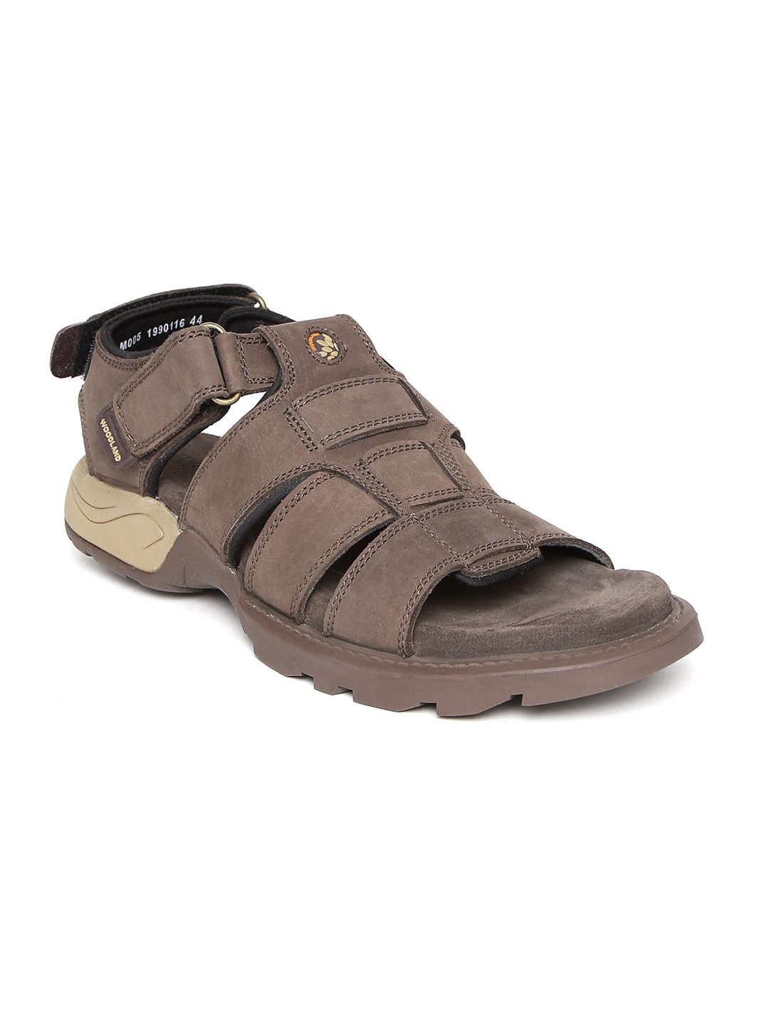 8b57ff5bc228f Woodland Brown Floater Sandals - Buy Woodland Brown Floater Sandals Online  at Best Prices in India on Snapdeal
