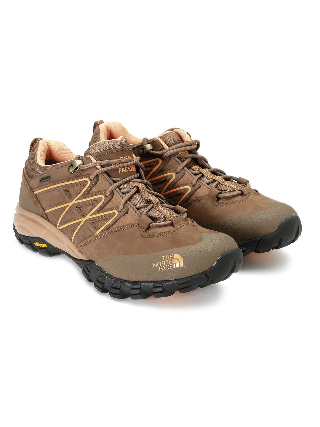 00e6b8900 The North Face Brown Hiking Shoes