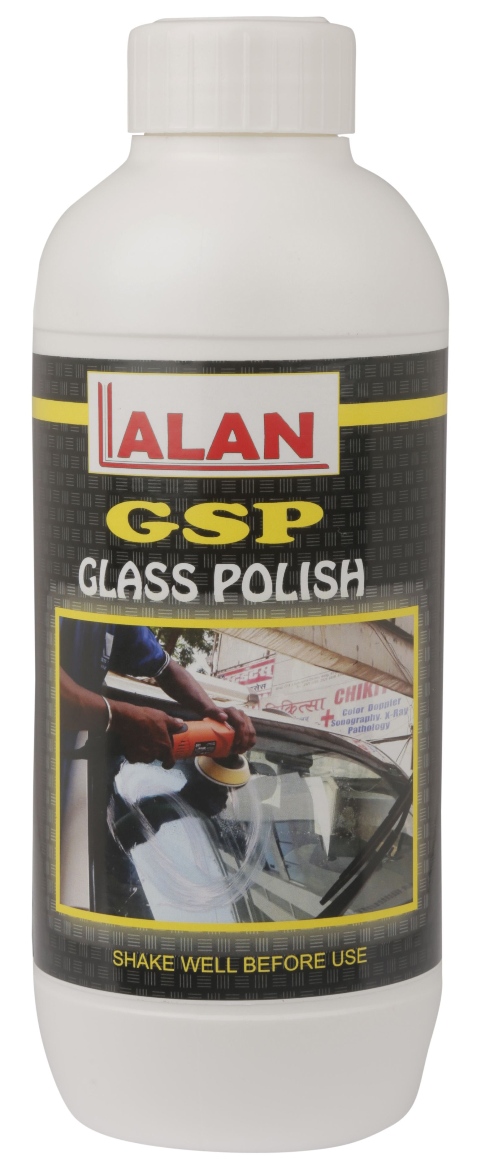 Lalan GSP - Glass Polish (500 ml)