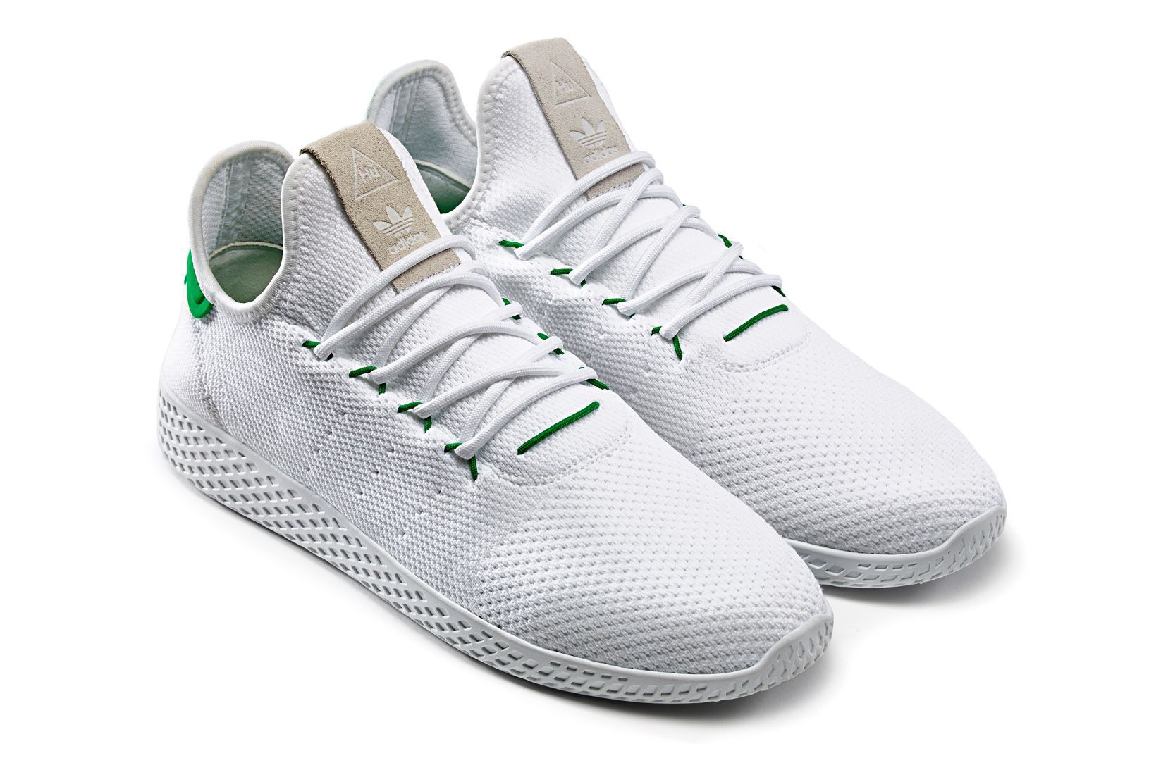 927450009c5c2 Adidas pharrell williams White Running Shoes Adidas pharrell williams White  Running Shoes ...