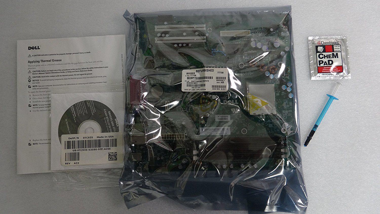 Dell Optiplex 740 Mini-Tower SMT Motherboard YP806 TT708 - Buy Dell