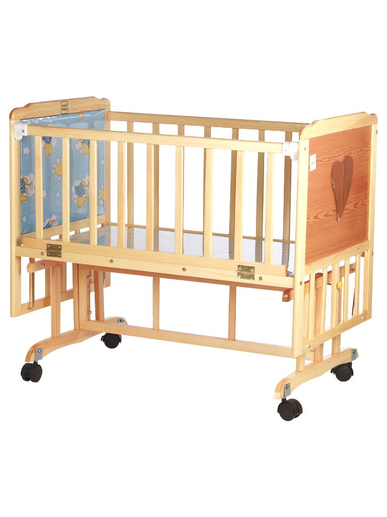 ae4ff594a Mee Mee Wooden Baby Cradle - Buy Mee Mee Wooden Baby Cradle Online at Low  Price - Snapdeal