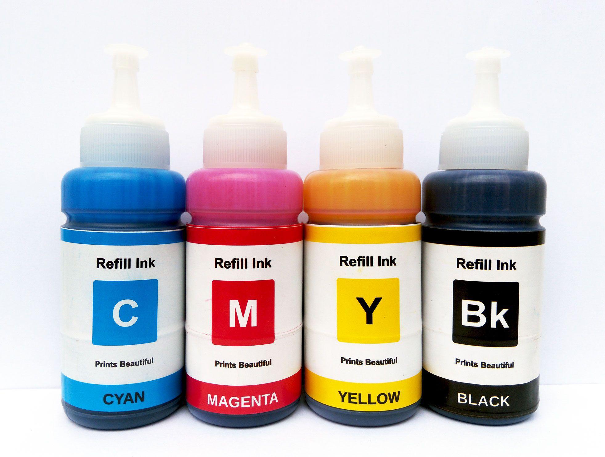 White Sky Epson L310 Refill Cmyk Combo Pack Ink Of 4 Buy Printer