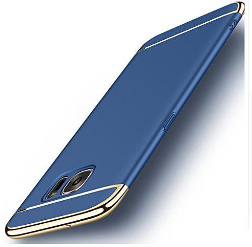 Samsung Galaxy S7 Edge Shock Proof Case Avzax - Blue