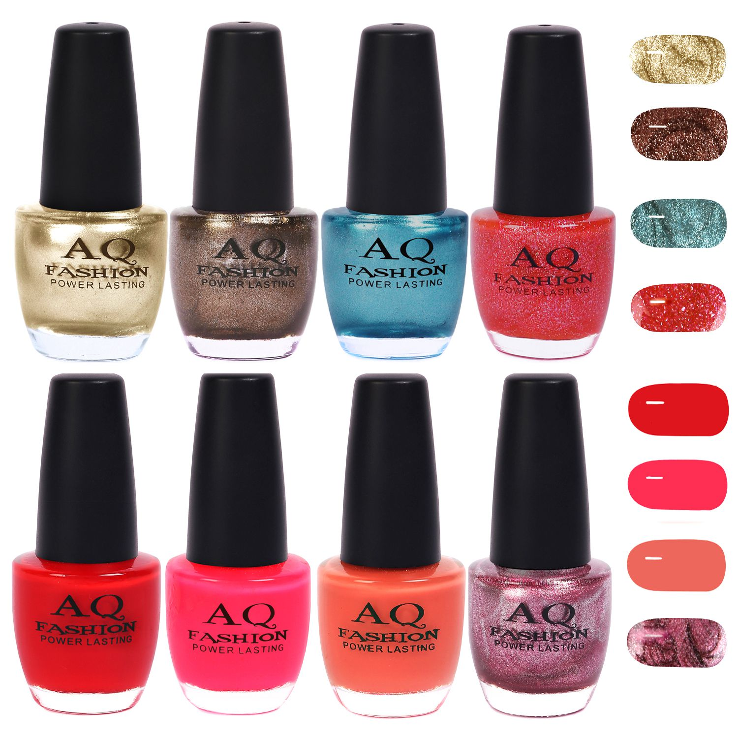 AQ Fashion Nail Polish New Collection Matte 96 ml