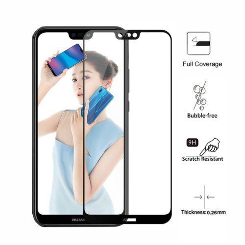 Huawei Nova 3 Tempered Glass Screen Guard By ziaon