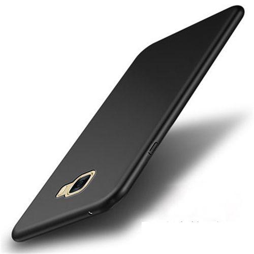 Samsung J7 Prime 2 Shock Proof Case Cell First Black Plain Back