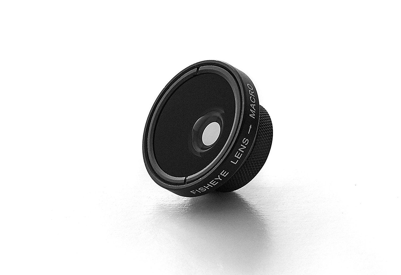 best sneakers bdad8 f52c7 Bitplay Add-on Lens for iPhone - Fisheye Lens Plus Macro Lens Kit ...
