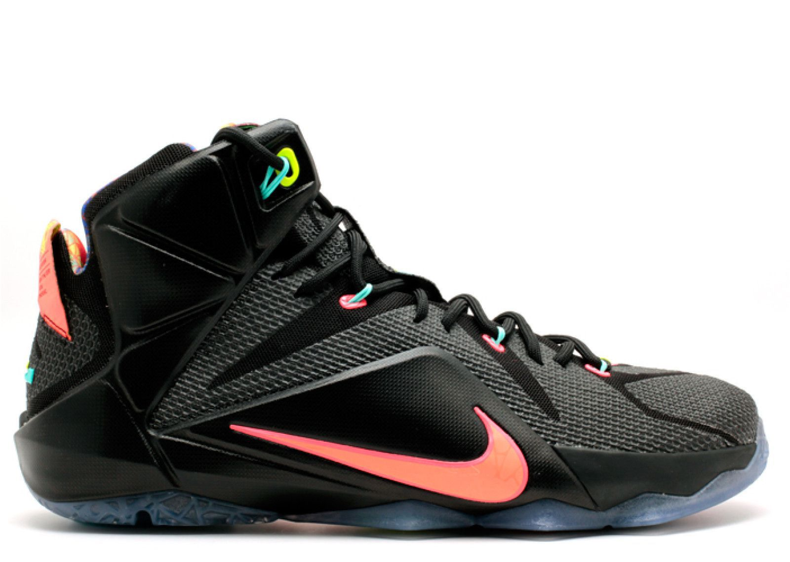 4ceeacba786 Nike Lebron 12 MNG Fashion Multi Color Basketball Shoes - Buy Nike Lebron 12  MNG Fashion Multi Color Basketball Shoes Online at Best Prices in India on  ...