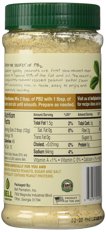 pb2 Powdered Butter Powder 174 gm