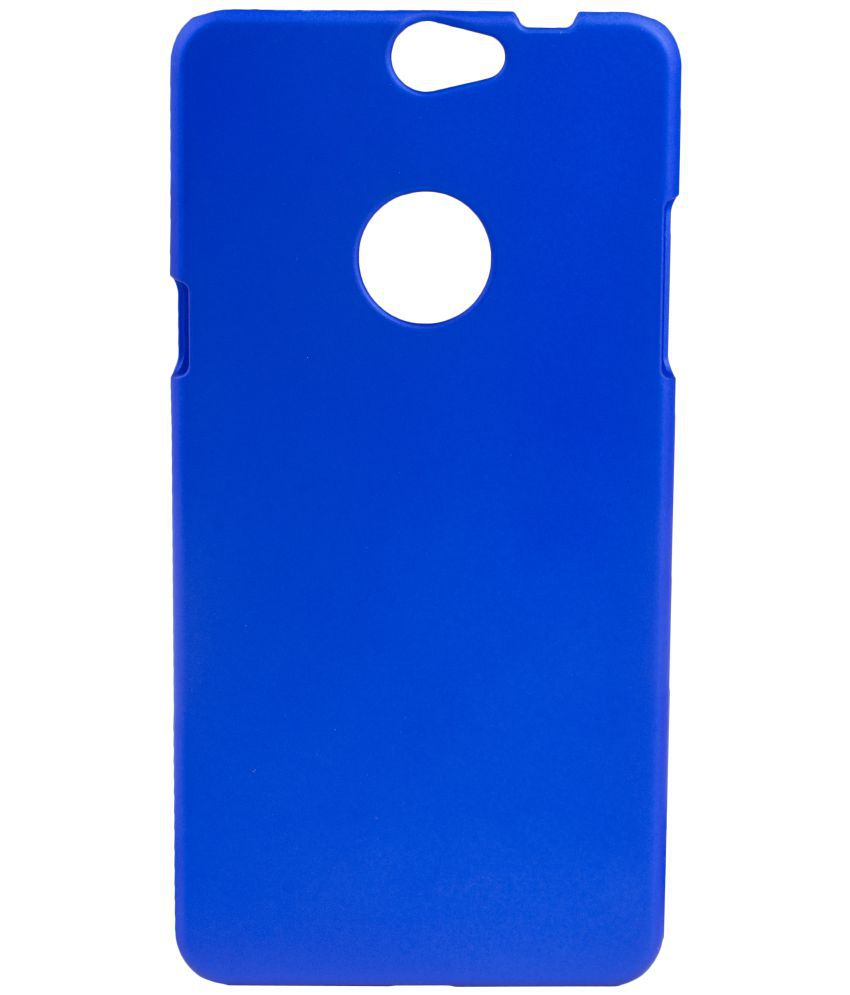 new style f8910 11eac Coolpad Max A8 Plain Cases Winsome - Blue