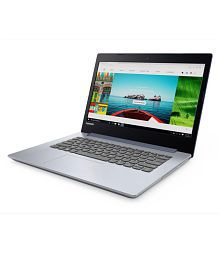 Lenovo Ideapad 80XU004TIN Notebook AMD APU E2 4 GB 35.56cm(14) Windows 10 Home without MS Office Integrated Graphics Blue