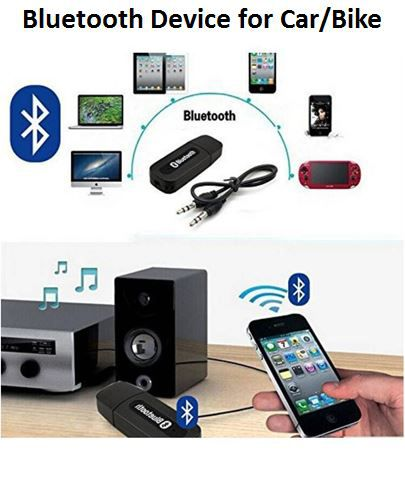 Car AUX Bluetooth Receiver (USB) - Pair with Car Stereo, Music System, Home  Theater System, Computer. Compatible with All Android & IOS Devices Dongle
