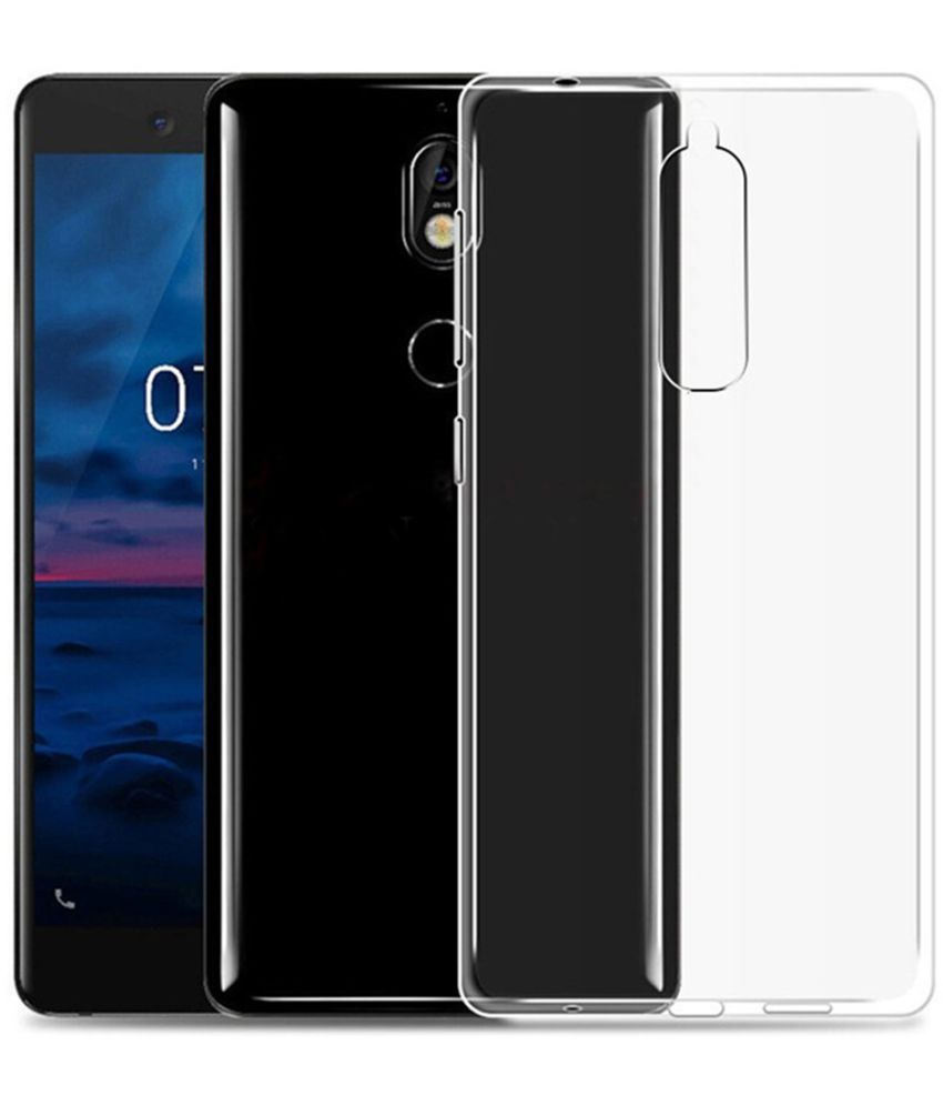 Nokia 6 (2018) Plain Cases Noise - Transparent