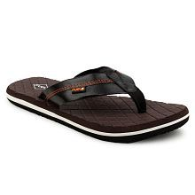 Fuel Men's Boys Summer Fashionable Home Brown Thong Flip Flop