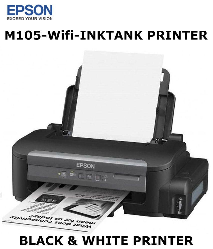 Epson M105 InkTank Printer With Wifi