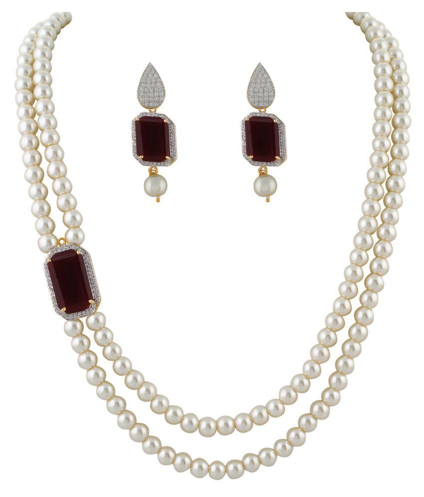 ClassiqueDesigner Simple Pearl Set (cp1342)