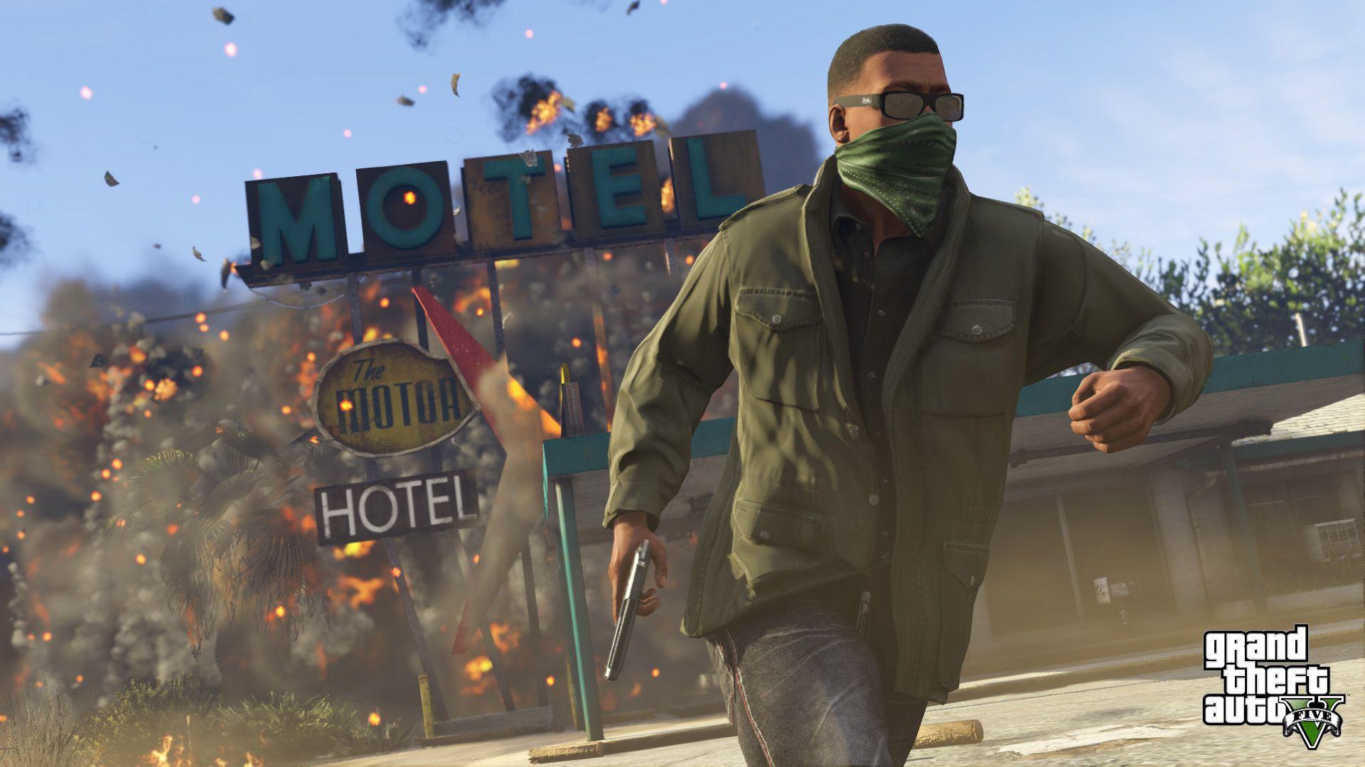 JBD GTA V Rockstar Games fline PC Game