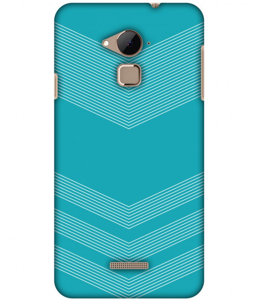 Coolpad Note 3 Printed Cover By Amzer