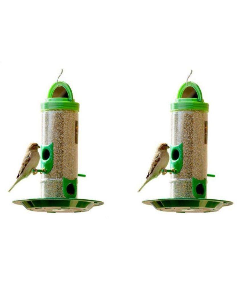 Amijivdaya Medium Bird Feeder (Pack of 2)