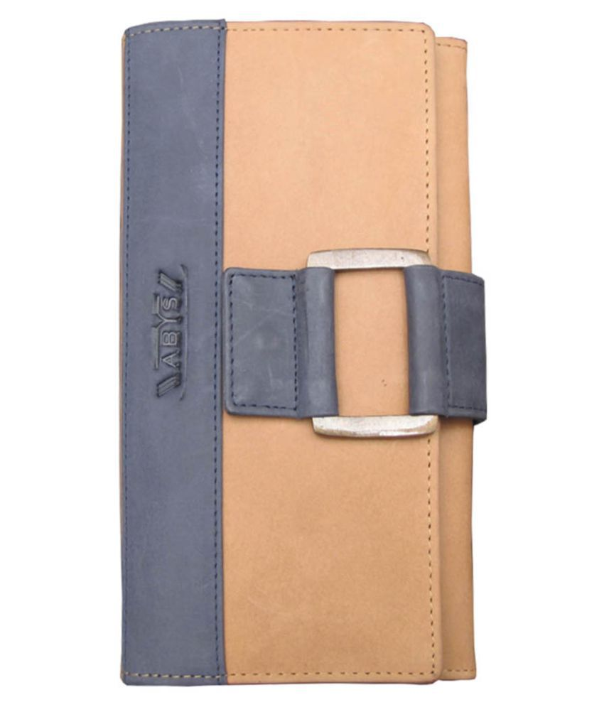 ABYS Blue Wallet