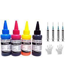 White Sky Canon Printer Refill Ink for Cartridges & Printers Multi Function Colored Inkjet Printer
