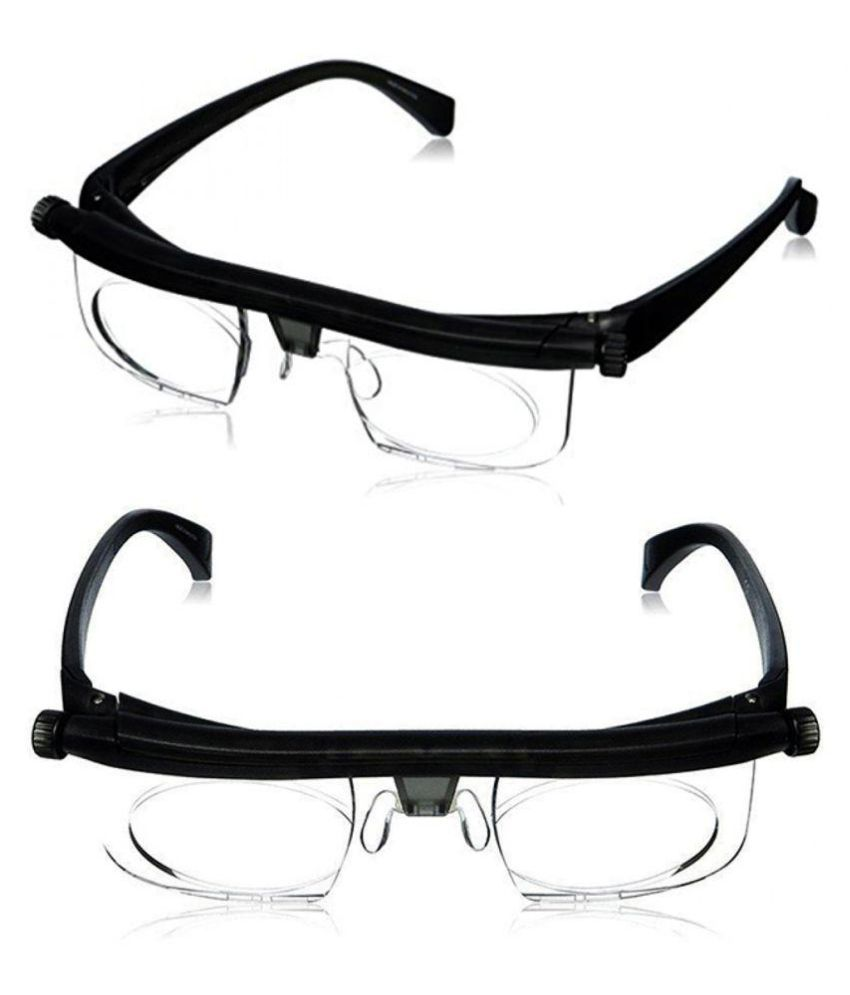 f6ef8c7e6b0 ... Dial Vision Glasses by Bulb Head Adjustable Lenses Magnifying Glass  Magnifier ...