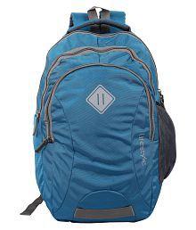 Travalate Fabric 32 Ltr Waterproof School Bag Casual Backpack Multiuse Bag