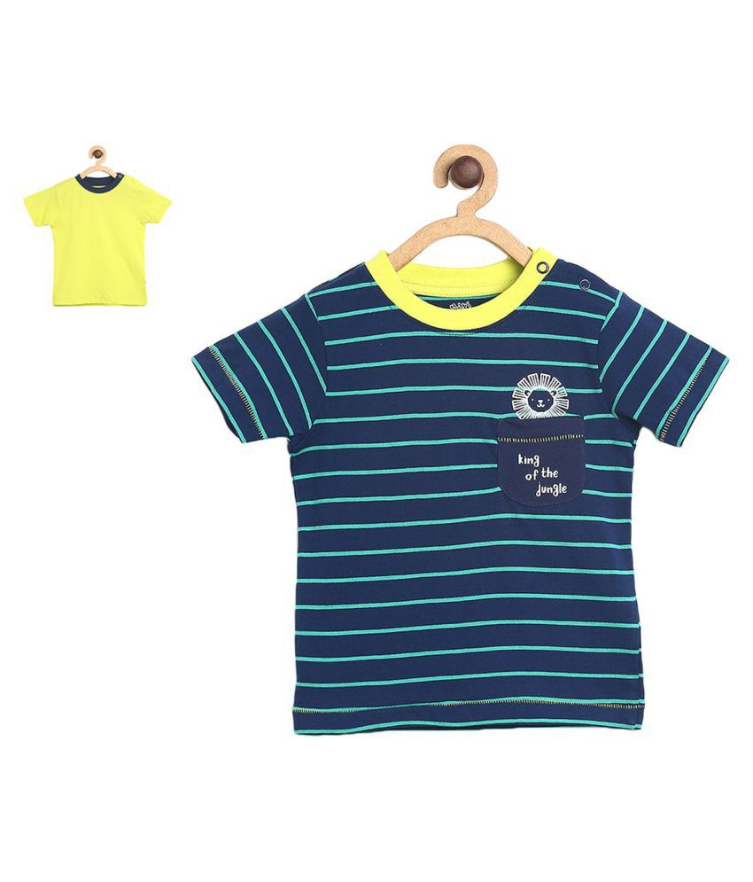 Mini Klub Boys Multi T-Shirt