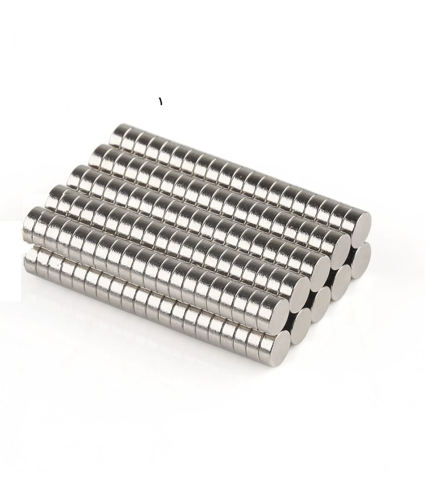 200 Pieces of 4mm x 1.5mm Neodymium Magnets - Disc magnets -  N52 Rare Earth NdfeB