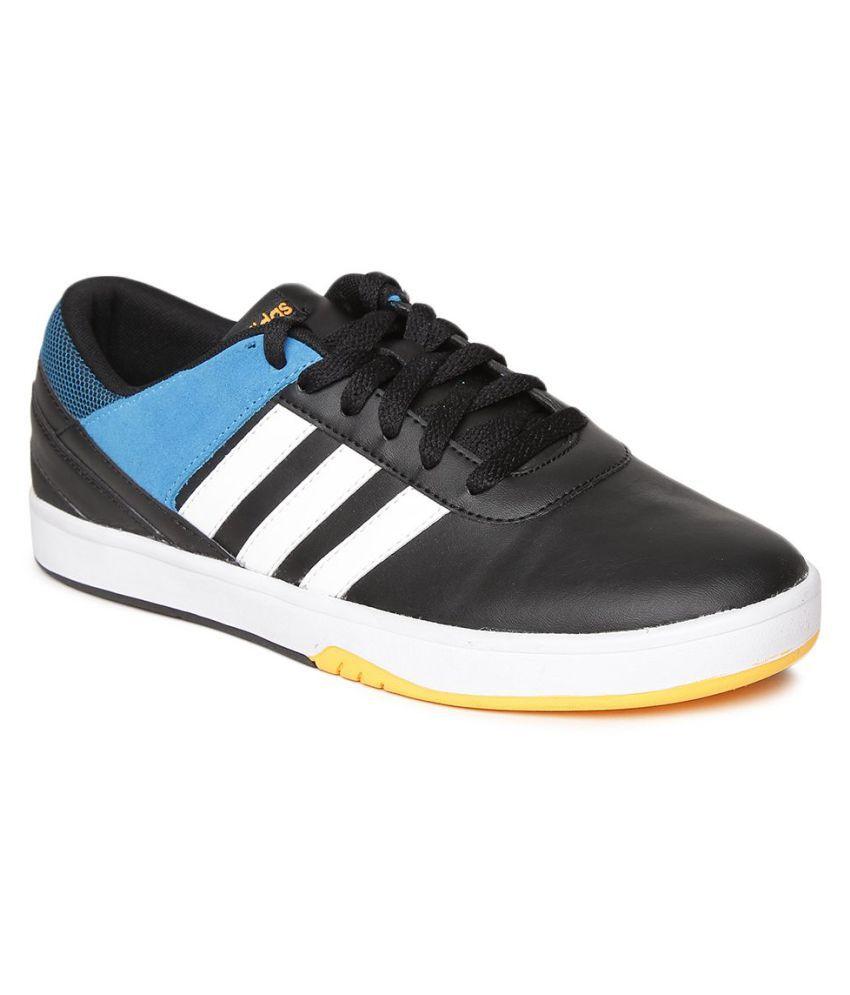 Adidas NEO Men Park ST KFLIP Sneakers Black Casual Shoes