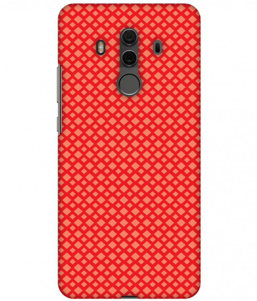 Huawei Mate 10 Pro Printed Cover By Amzer