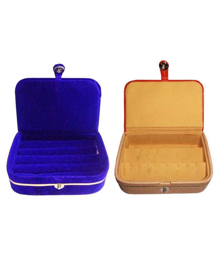 Combo earEar ring folder and Ear ring Box jewelry box