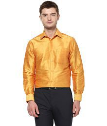 78cd0b9b3d5cf9 Quick View. Khoday Williams Yellow Regular Fit Party wear Shirt. Rs. ...
