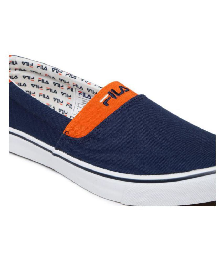 9cae078f8013 Fila Men Carlin Sneakers Navy Casual Shoes - Buy Fila Men Carlin Sneakers  Navy Casual Shoes Online at Best Prices in India on Snapdeal